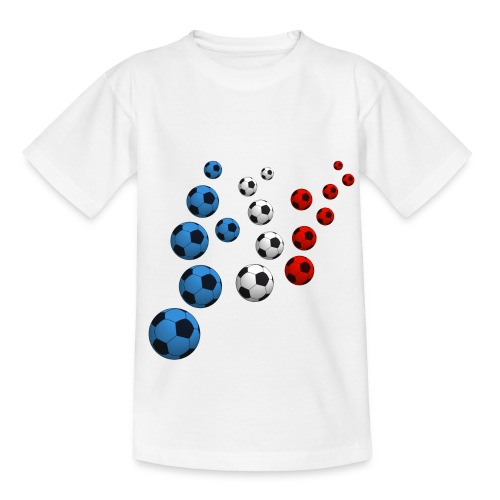 Childrens - Balls - Teenage T-Shirt