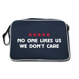 No One Likes Us - Retro Bag