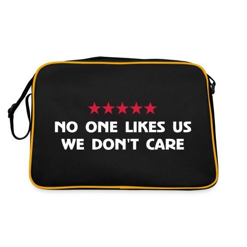 No One Likes Us - Retro Bag