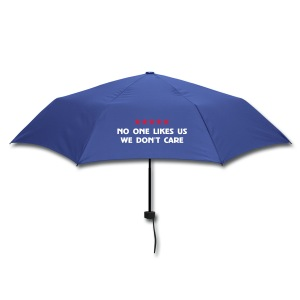 No One Likes Us - Umbrella (small)