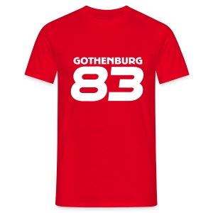 Gothenburg 83 - Men's T-Shirt