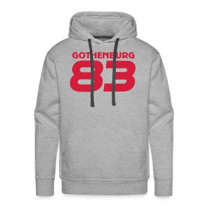 Gothenburg 83 - Men's Premium Hoodie