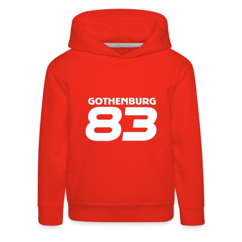 Gothenburg 83 - Kids' Premium Hoodie