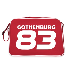 Gothenburg 83 - Retro Bag
