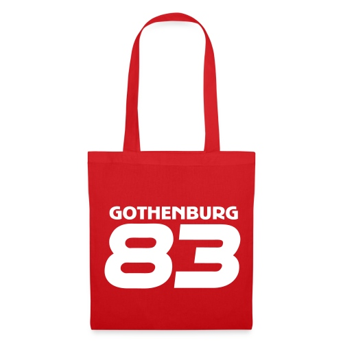 Gothenburg 83 - Tote Bag