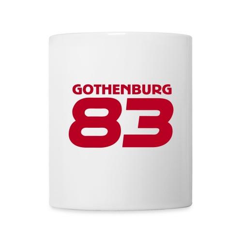 Gothenburg 83 - Mug
