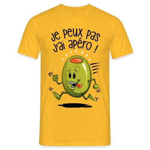 Apéro - T-shirt Homme