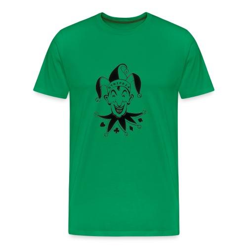 Stripe24 Joker Men - Men's Premium T-Shirt
