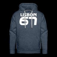 Hoodies & Sweatshirts ~ Men's Premium Hoodie ~ Lisbon 67