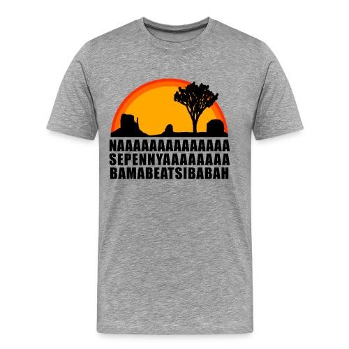 African Sun - Männer Premium T-Shirt