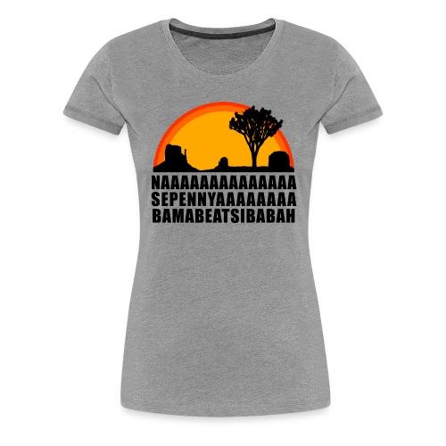 African Sun - Frauen Premium T-Shirt