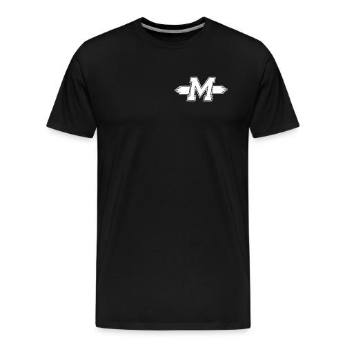 MerVinos -M- - Mannen Premium T-shirt