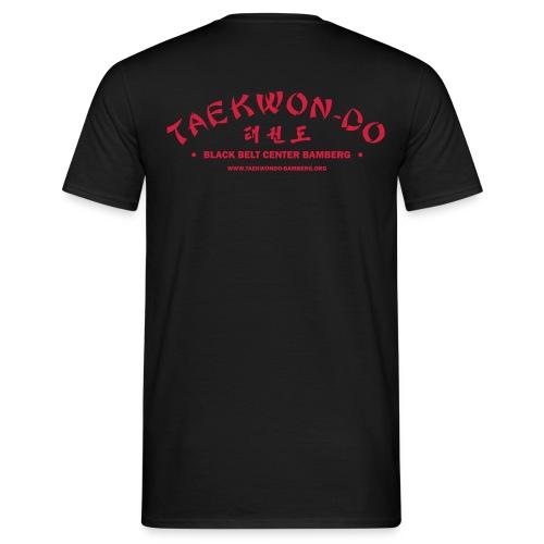 BBCB T-Shirt Männer schwarz - Männer T-Shirt
