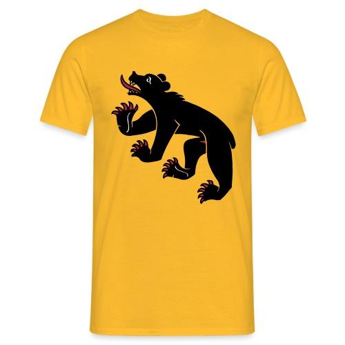 Berner-Bär Shirt (direkt) - Männer T-Shirt