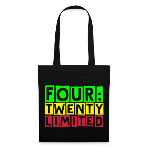 four:twenty limited Tote Bag, Black - Tote Bag