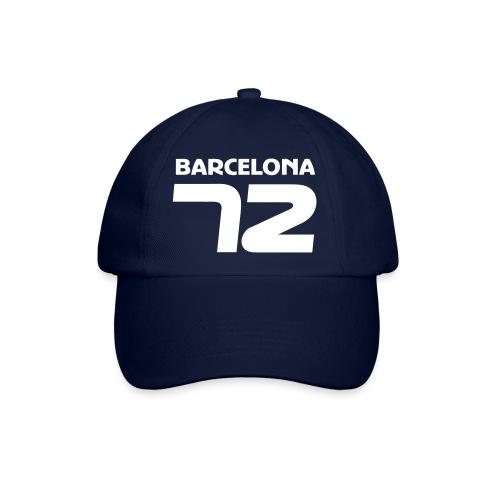 Barcelona 72 - Baseball Cap