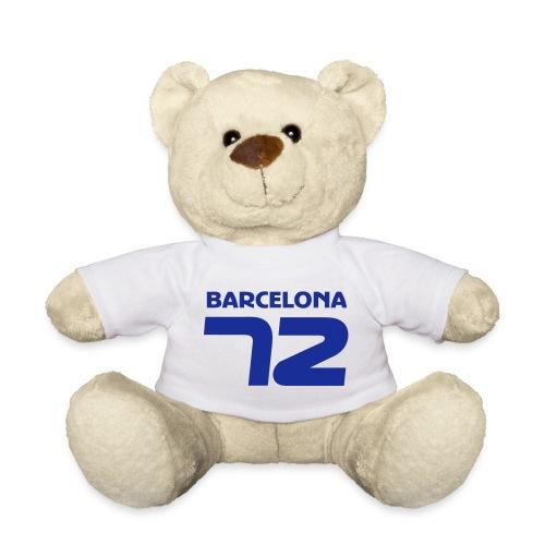 Barcelona 72 - Teddy Bear