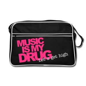 Music bag  - Retro Bag