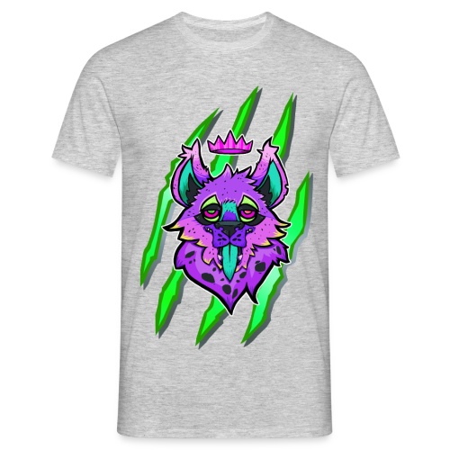 Hyena Monster - Homme - T-shirt Homme