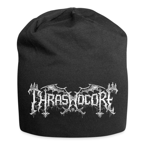 Bonnet Thrashocore noir - Chris Moyen - Bonnet en jersey
