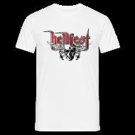 T-Shirts ~ Männer T-Shirt ~ HELLFEST Shirt white