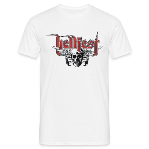 HELLFEST Shirt white - Männer T-Shirt