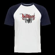 T-Shirts ~ Männer Baseball-T-Shirt ~ HELLFEST Shirt 2