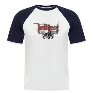 HELLFEST Shirt 2 - Männer Baseball-T-Shirt