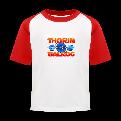Baseboll-T-shirt barn