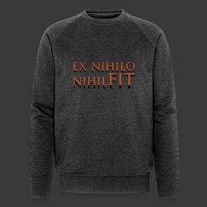 EX NIHILO NIHIL FIT - Men's Organic Sweatshirt by Stanley & Stella