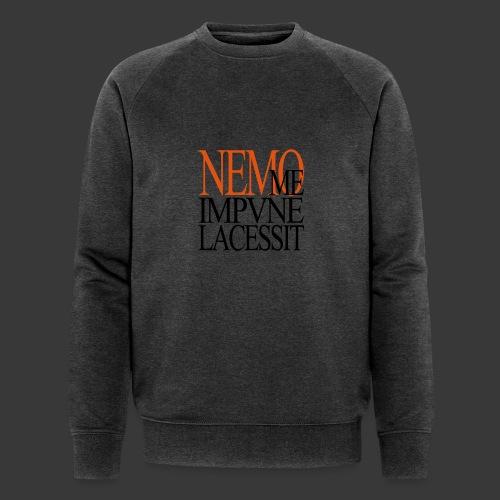 NEMO ME IMPUNE LACESSIT - Men's Organic Sweatshirt by Stanley & Stella