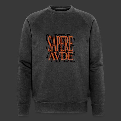 SAPERE AUDE - Men's Organic Sweatshirt by Stanley & Stella