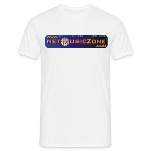 NETMUSICZONE Shirt - Männer T-Shirt