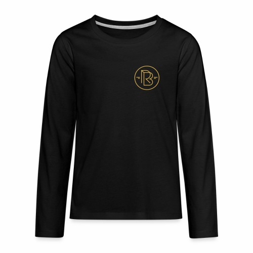 ResoB Retro Edition - Teenagers' Premium Longsleeve Shirt