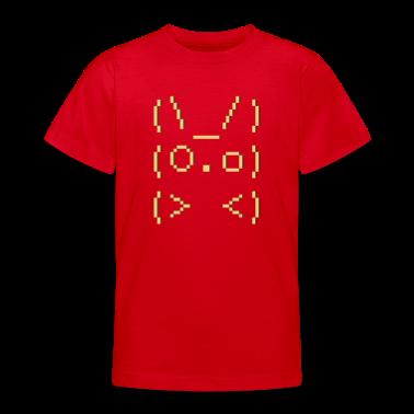 ASCII-art: bunny
