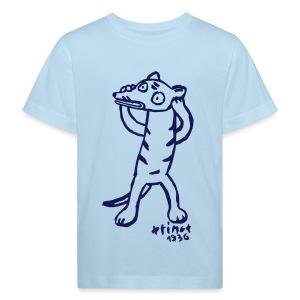 Beatrice Barth Beutelwolf - Kinder Bio-T-Shirt