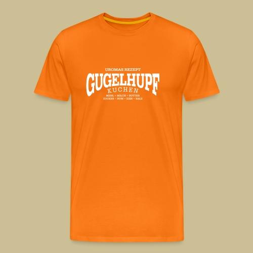Gugelhupf Kuchen (white) - Männer Premium T-Shirt