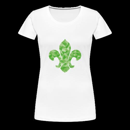 Fleur-de-Lys - Women's Premium T-Shirt