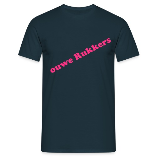 ouwe rukkers - Mannen T-shirt