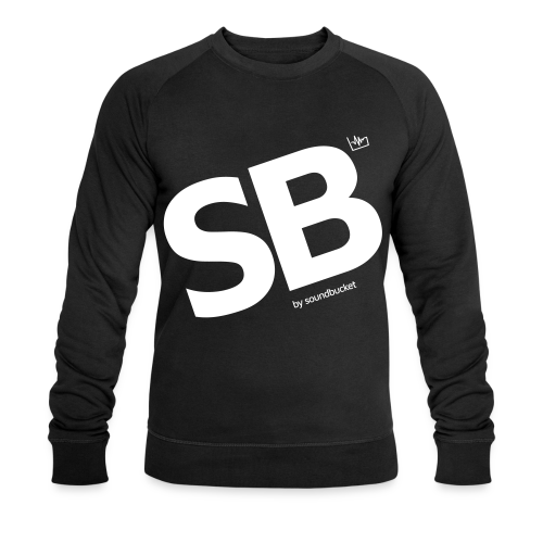 SB Playbuttons Sweater - Men's Organic Sweatshirt by Stanley & Stella