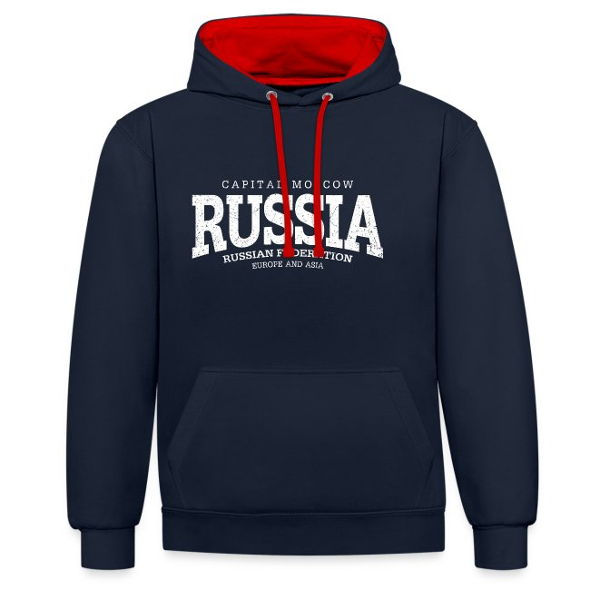 Russia (white oldstyle)