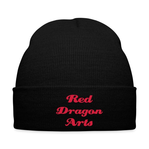 Red Dragon Beenie - Winter Hat