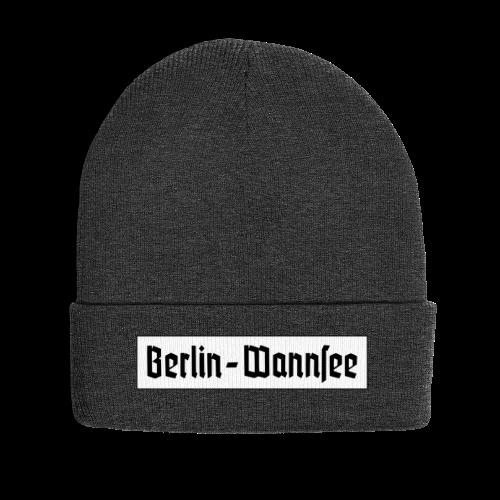 Berlin Wannsee Fraktur - Wintermütze