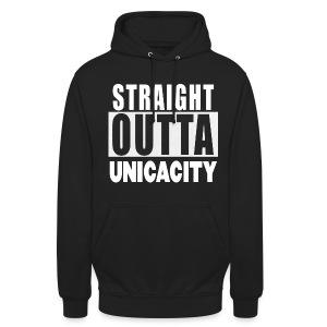 STRAIGHT OUTTA UNICACITY | Unisex Hoodie - Unisex Hoodie