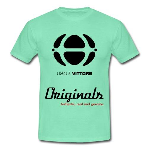 Ugo & Vittore - Insignia Originals - Men's T-Shirt