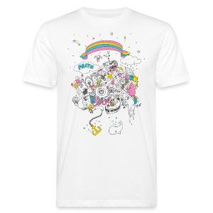 Männer T-Shirt - Männer Bio-T-Shirt