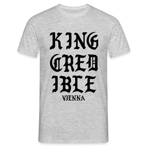 KING-CRED-IBLE- TShirt - Männer T-Shirt