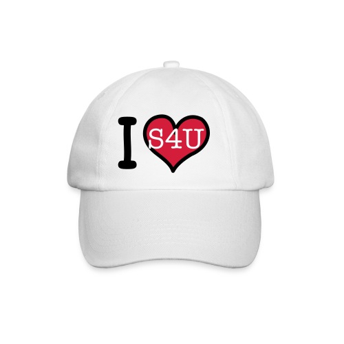 Even Our dogs love S4U - Baseball Cap
