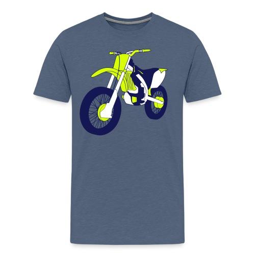 T-shirt motocross homme - T-shirt Premium Homme