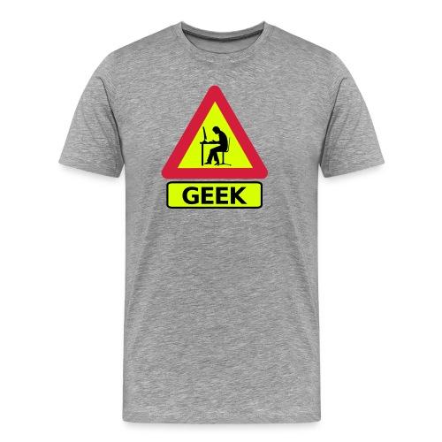 T-shirt geek - T-shirt Premium Homme